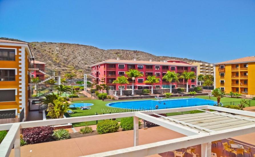 El Mocan Palm Mar apartamenty południowej części Teneryfy - 3