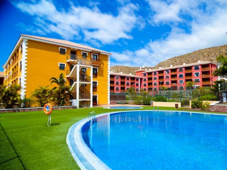 El Mocan Palm Mar apartamenty południowej części Teneryfy - 2