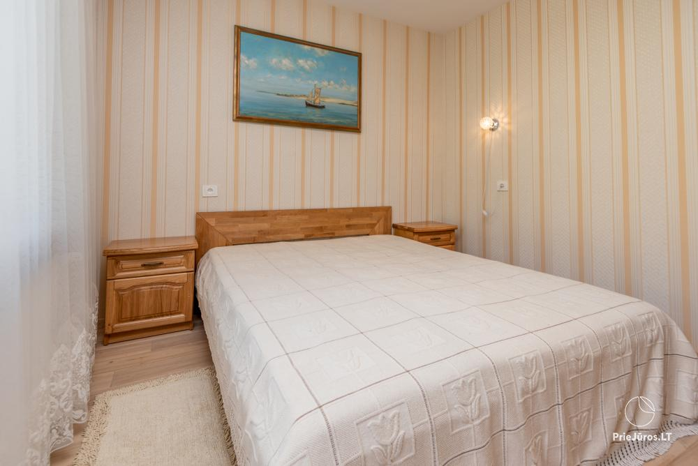 Nowo wyremontowany Dwupokojowy apartament z tarasem w centrum Nidy - 8