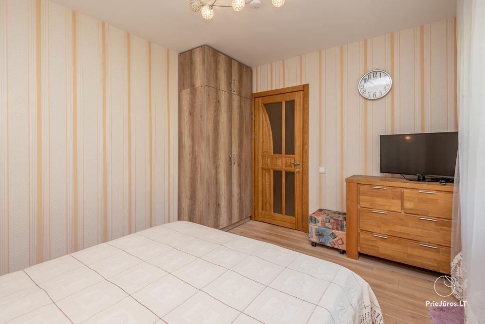 Nowo wyremontowany Dwupokojowy apartament z tarasem w centrum Nidy - 12