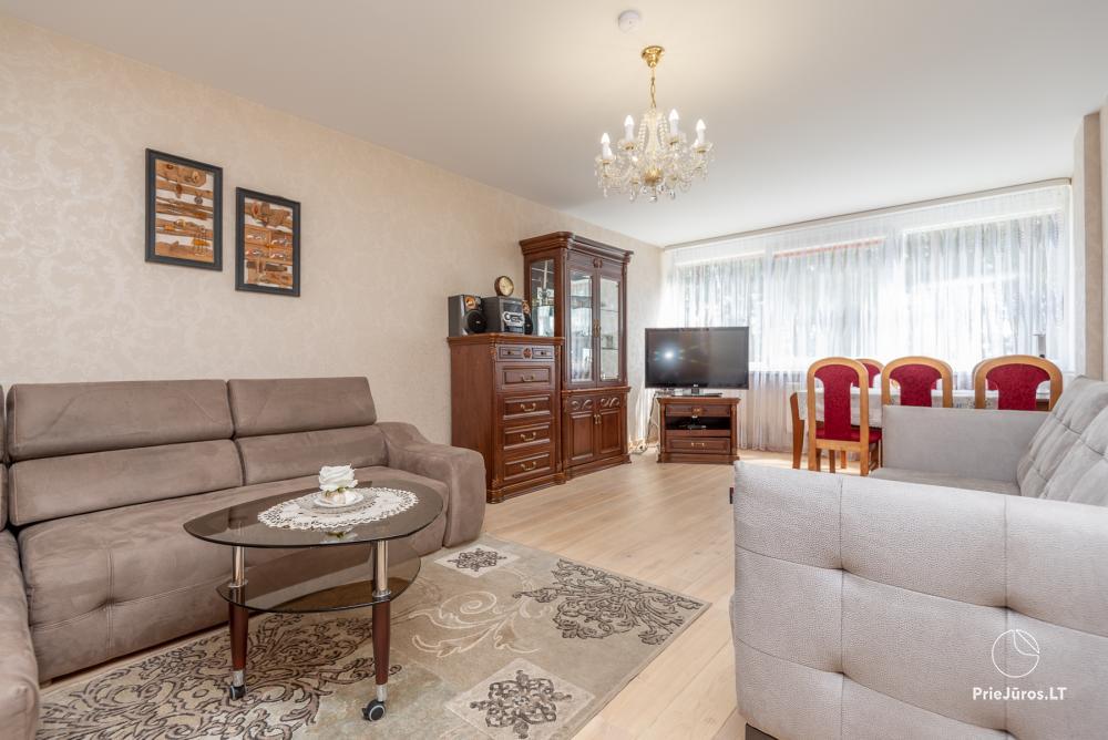 Nowo wyremontowany Dwupokojowy apartament z tarasem w centrum Nidy - 1