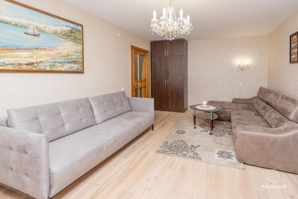 Nowo wyremontowany Dwupokojowy apartament z tarasem w centrum Nidy - 5