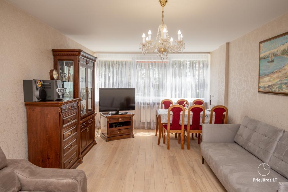 Nowo wyremontowany Dwupokojowy apartament z tarasem w centrum Nidy - 2
