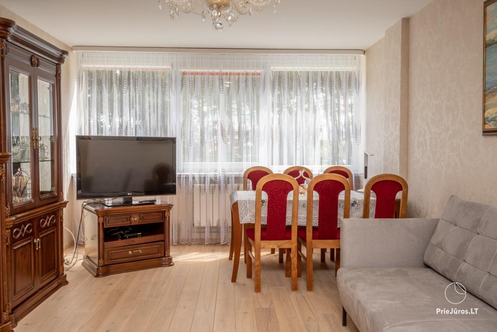 Nowo wyremontowany Dwupokojowy apartament z tarasem w centrum Nidy - 3