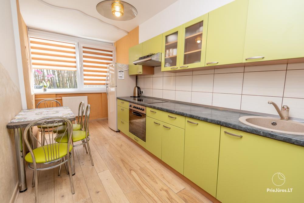 Nowo wyremontowany Dwupokojowy apartament z tarasem w centrum Nidy - 6