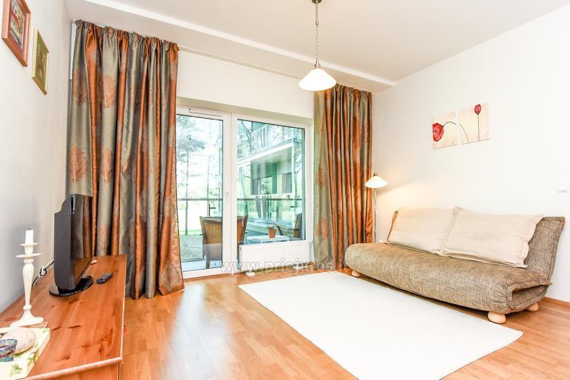Dwa pokoje płaskie w dzielnicy Vanagupe, Palanga - 5