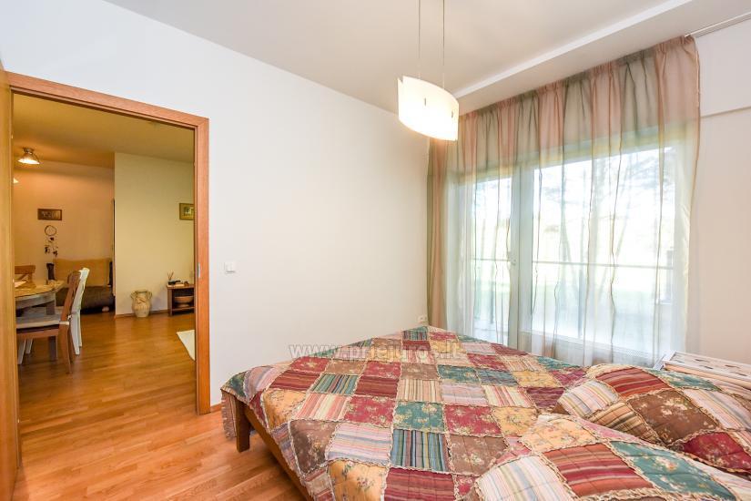 Dwa pokoje płaskie w dzielnicy Vanagupe, Palanga - 8