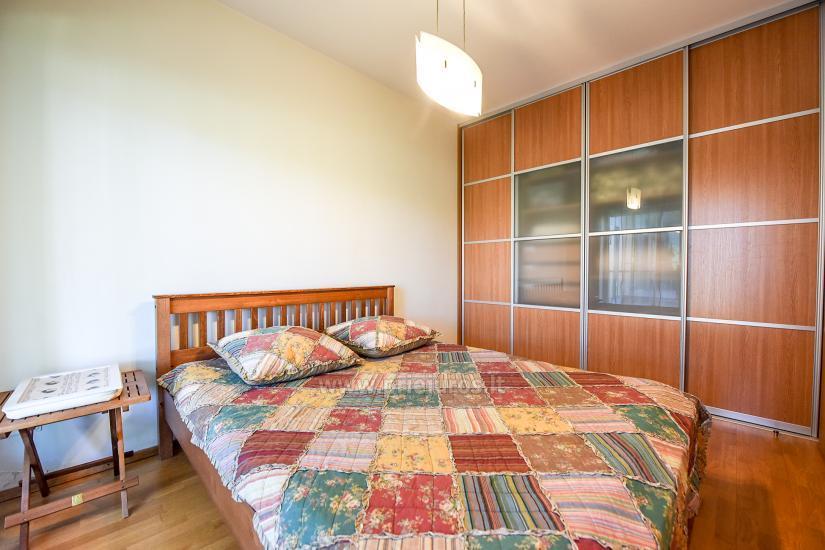 Dwa pokoje płaskie w dzielnicy Vanagupe, Palanga - 9