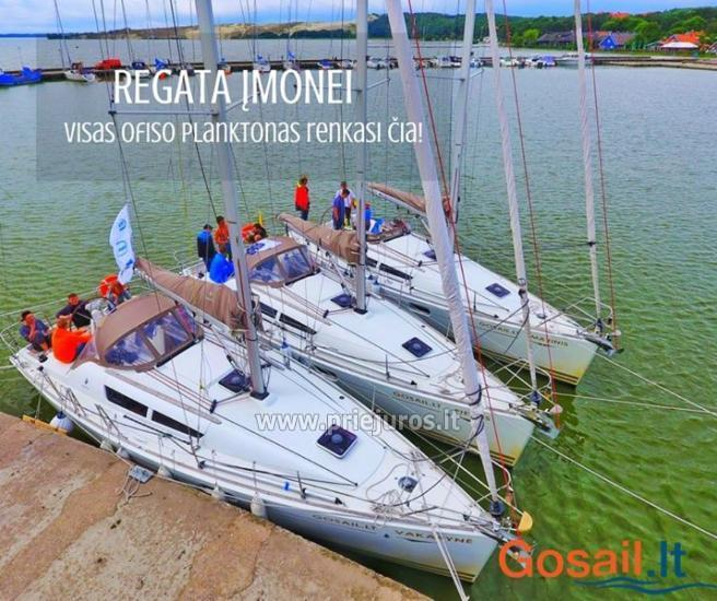 Jachty do wynajęcia - Gosail.lt - 4