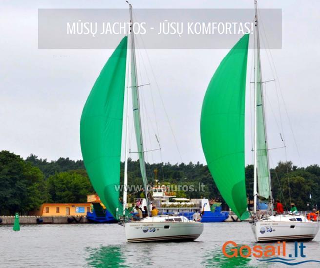 Jachty do wynajęcia - Gosail.lt - 5