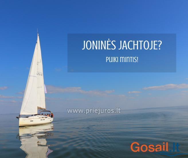 Jachty do wynajęcia - Gosail.lt - 6