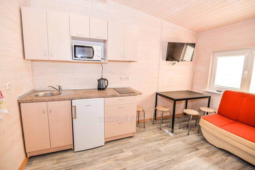 Drewniane domy z wszystkimi udogodnieniami - 3