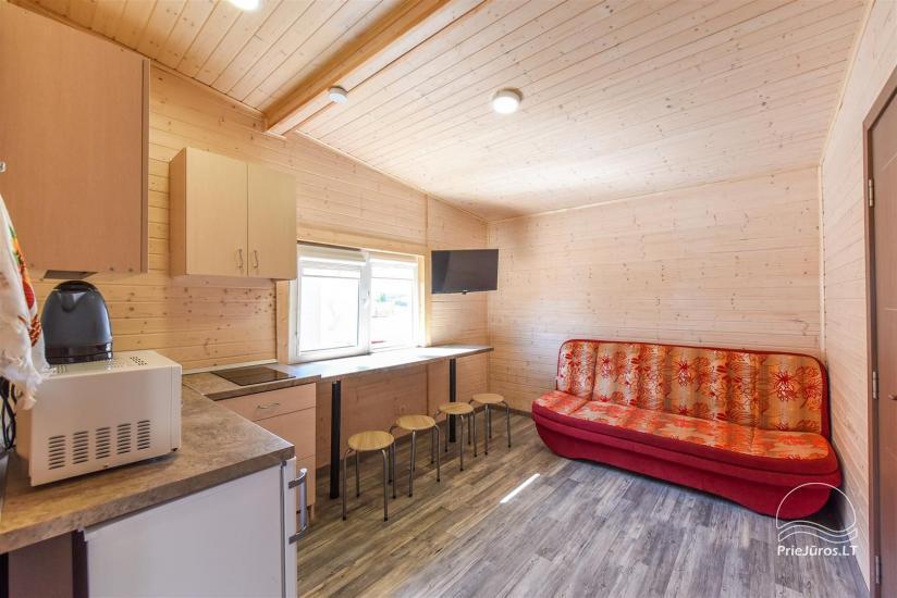 Drewniane domy z wszystkimi udogodnieniami - 14