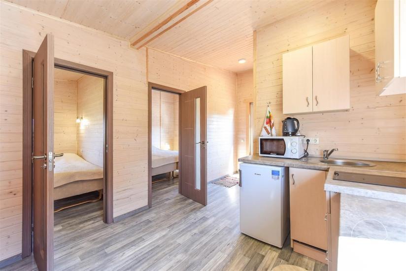 Drewniane domy z wszystkimi udogodnieniami - 15