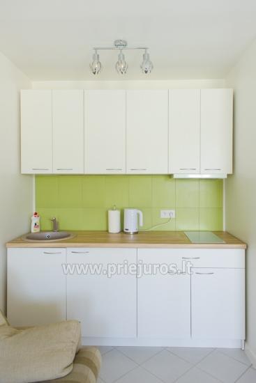 Przytulny, nowocześnie wyposażone mieszkanie 1 pokoje do wynajęcia w Sventoji - 2