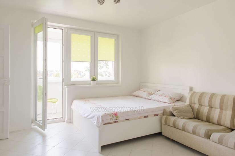 Przytulny, nowocześnie wyposażone mieszkanie 1 pokoje do wynajęcia w Sventoji - 3