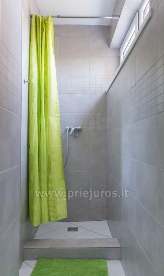 Przytulny, nowocześnie wyposażone mieszkanie 1 pokoje do wynajęcia w Sventoji - 5