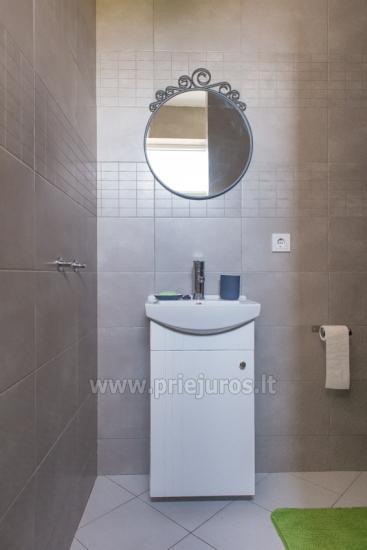 Przytulny, nowocześnie wyposażone mieszkanie 1 pokoje do wynajęcia w Sventoji - 6