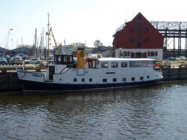Statki, jachty, łodzie motorowe do wynajęcia - 1