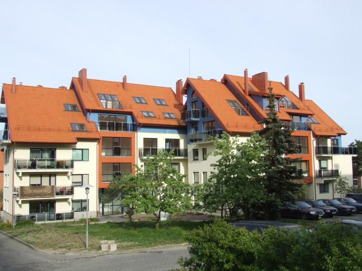 Apartamenty do wynajęcia w centrum Nidy