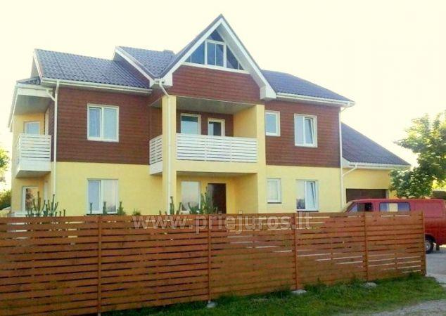 Dom Wypoczynkowy w Sventoji - 1