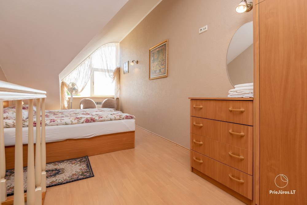 Apartamenty do wynajęcia w Nidzie, na Mierzei Kurońskiej, na Litwie - 1