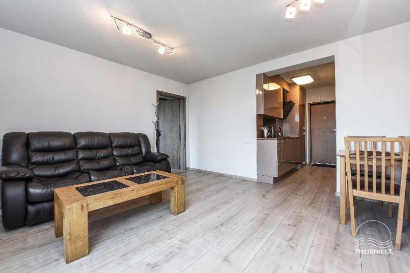 2 pokojowe mieszkanie do wynajęcia w Połądze - 4