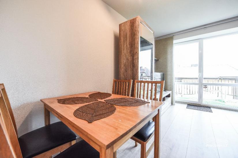 2 pokojowe mieszkanie do wynajęcia w Połądze - 9