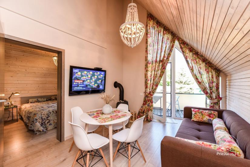 Nowy apartament w Połądze, Kunigiskes - 1