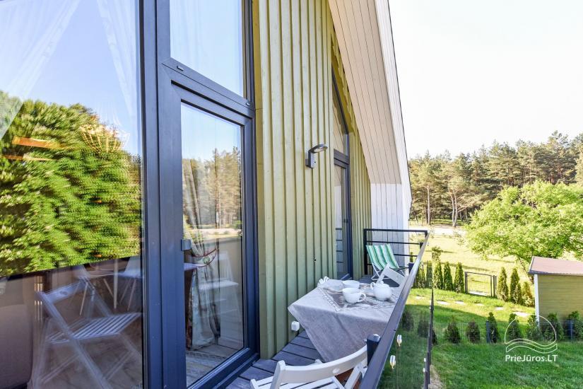 Nowy apartament w Połądze, Kunigiskes - 8