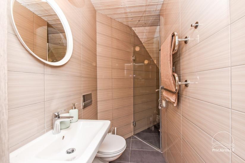 Nowy apartament w Połądze, Kunigiskes - 7