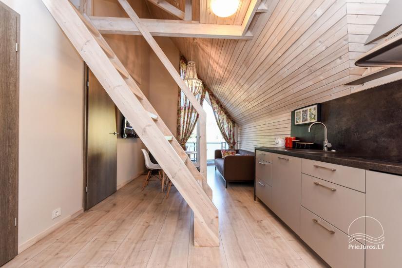 Nowy apartament w Połądze, Kunigiskes - 6