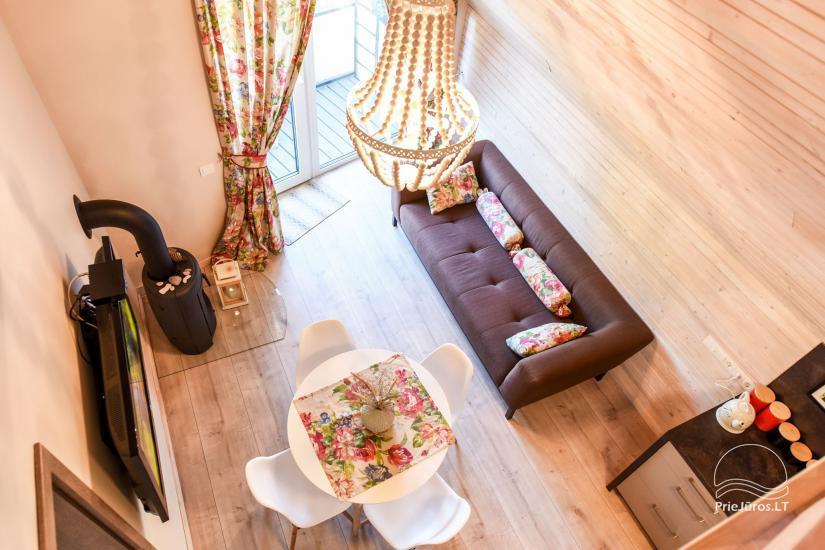 Nowy apartament w Połądze, Kunigiskes - 2
