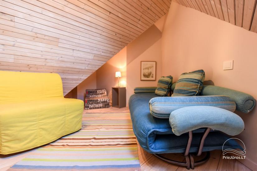 Nowy apartament w Połądze, Kunigiskes - 5