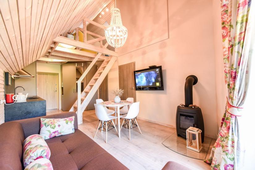 Nowy apartament w Połądze, Kunigiskes - 3