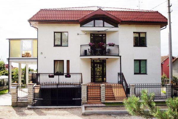 Dom Goscinny wMelnrage (Klajpeda)  Van-Vila - 1