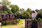 Obóz turystyczny w rejonie Klajpedskim nad morzem Baltyckim  KARKLES KOPOS