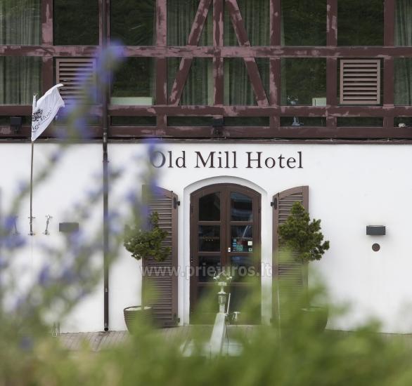 Modern hotel w Klajpedzie Old Mill Hotel *** - 2