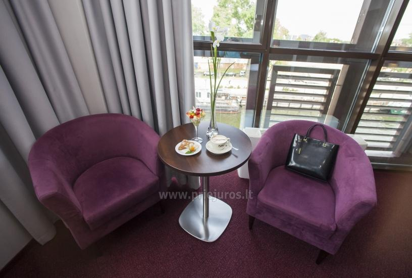 Modern hotel w Klajpedzie Old Mill Hotel *** - 5