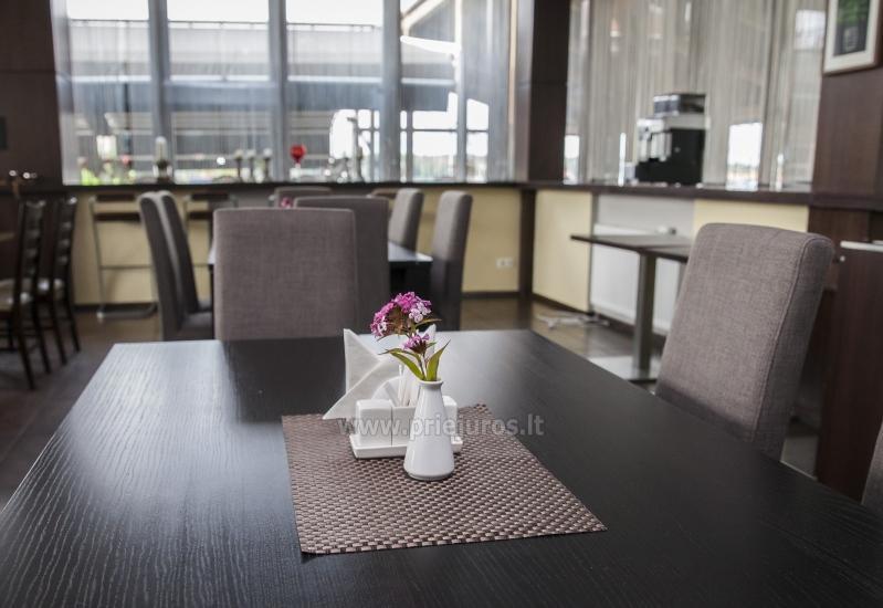 Modern hotel w Klajpedzie Old Mill Hotel *** - 9