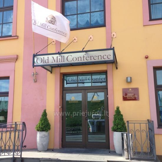 Hotel w Klajpedzie Old Mill Conference