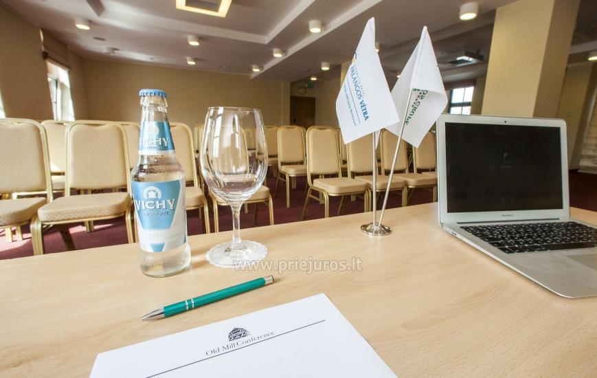 Hotel w Klajpedzie Old Mill Conference - 11