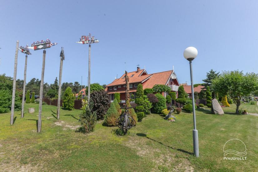 Dom Goscinny w Nidzie Villa Elvyra - 3