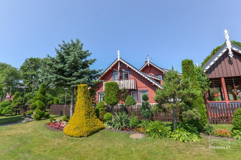Dom Goscinny w Nidzie Villa Elvyra - 1
