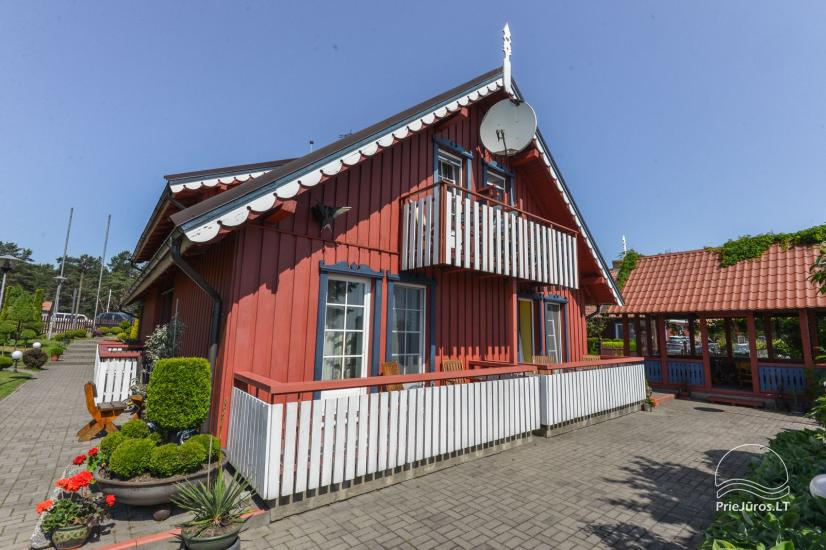 Dom Goscinny w Nidzie Villa Elvyra - 5
