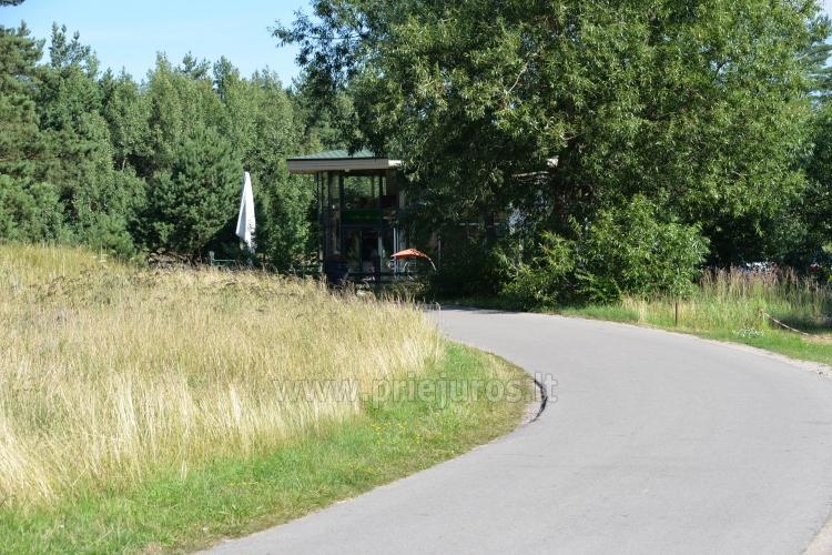 Ścieżka rowerowa Šventoji - Połąga - Karklė