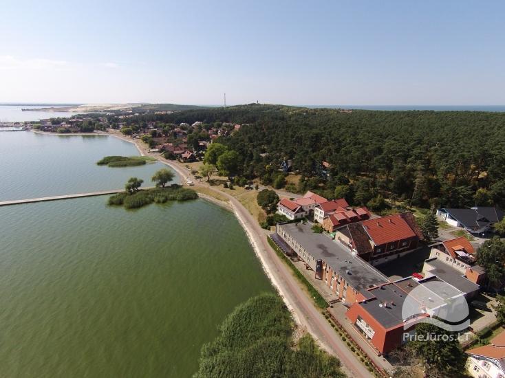 Photo-Lot w Nidzie, Mierzeja Kurońska