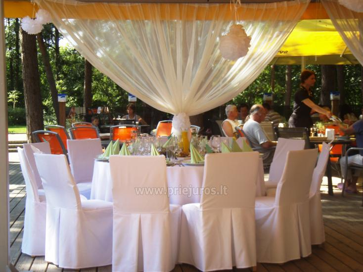 Bar-Restauracja  Palangos zuvedra