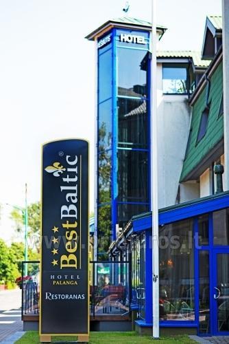 Restauracja w hotelu w Połądze Best Baltic Hotel Palanga - 4