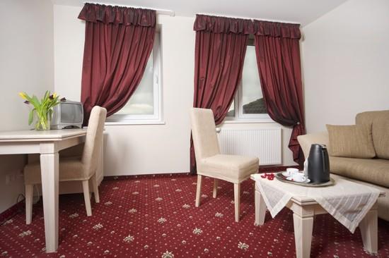 Hotel w Klajpedzie Pajurio vieskelis - 6